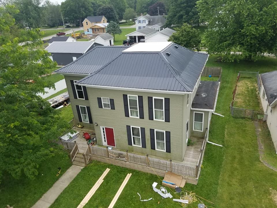 Commercial Roof Repair Near Decatur Illinois