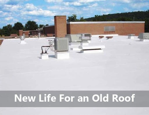commercial roof repair near chicago illinois
